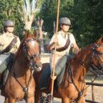 jazdkyne vojenských kasární